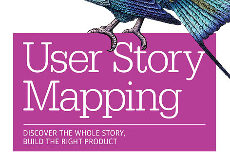 Jeff Patton's 'User Story Mapping' book